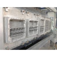 Buy cheap Fully Automatic Egg Carton Making Machine 5000pcs / Hour With High Efficiency from wholesalers