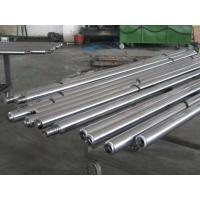 Buy cheap 40Cr Chrome Piston Rod , Chrome Plated Induction Hardened Rod from wholesalers