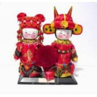 China Exquisite Handmade Chinese National Dolls on sale