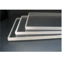 Wholesale Polished Quartz Plate from china suppliers