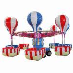Buy cheap Movable Amusement Park Rides , Samba Balloon Ride Customized Service from wholesalers