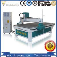 China Cost price cnc wood machine for cutting&engraving TM1325A. THREECNC on sale
