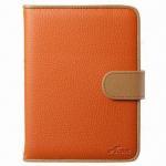Buy cheap Leather Case for Rakuten KOBO, Comes in Orange/Taffy, Lollipop Series from wholesalers