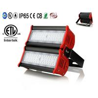 Meanwell Driver LED Tunnel Lighting / High Bay LED Flood Lights IP66 , 5 Years Warranty Manufactures