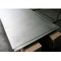 Buy cheap Inconel 600 601 625 718 Alloy Steel Metal Plate Hot Rolled 1m - 12m Length from wholesalers