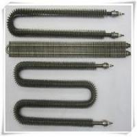 Buy cheap Long Life Spend Finned Electric Heating Elements For Air Duct Heaters product