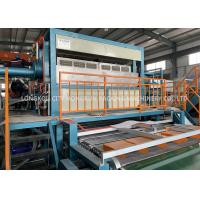 Buy cheap Large Capacity Automatic Paper Pulp Tray Machine / Egg Tray Manufacturing Machine from wholesalers