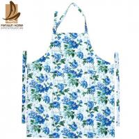 Twill Weave Fabric Personalized Cooking Aprons Fashionable Aprons Manufactures