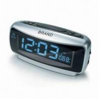 Buy cheap Digital Dual Alarm Clock with AM/FM Radio and Built-in Speaker from wholesalers