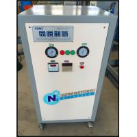 Buy cheap Automatic PSA Nitrogen generator with Air Compressor high purity 99.99% from wholesalers