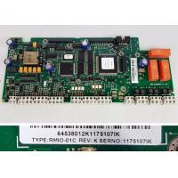 Buy cheap Main Control Circuit board ABB RMIO-01C 64538012 Inverter ACS800 CPU Board PCB Kit from wholesalers