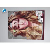Buy cheap OEM Polythene Shopping Bags / Clothes Shop Die Cut Handle Plastic Bags from wholesalers