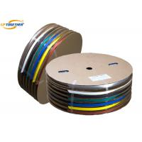 Buy cheap Single Wall Heat Shrink Wrap Tubing , VW - 1 Colored Heat Shrink Tubing from wholesalers