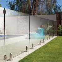 Buy cheap Cheapest Balcony Railing Swimming Pool Safety 304ss Glass Fence Spigot from wholesalers