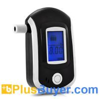 Buy cheap Executive Breathalyzer - Digital Alcohol Breath Tester with LCD Screen from wholesalers