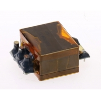 Buy cheap 12.5mm Thick 100KHz PQ Type Ferrite Planar Transformer from wholesalers