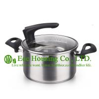 Buy cheap Stainless steel cookware/induction cooking pot / steamer pot/soup/mini pot kitchen from wholesalers