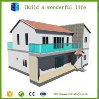 Buy cheap ready made house precast light gauge steel mobile villa economic prefabricated from wholesalers