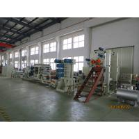 Easy Molding Rigid PVC Calender Machine For Candy / Fruit / Food Trays Manufactures