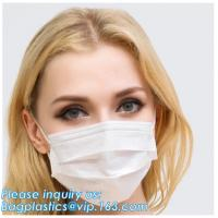 Buy cheap medical consumables disposable 3 Ply Surgical Non-Woven Medical face masks,Non-woven 2ply /3 ply ear loop medical dispos from wholesalers