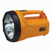 Buy cheap Portable Rechargeable Handheld Searchlight with 15W Power from wholesalers
