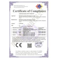 Shenzhen Comeic Technology Co., Limited Certifications