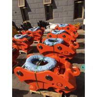 Buy cheap 100% New Excavator Excavator Quick Coupler Applicable All Kinds Of Weight from wholesalers