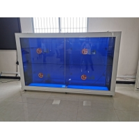 Buy cheap 49 Cabinet 2x2 Transparent Lcd Screen 500cd/m2 For Shopping Mall from wholesalers