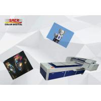 Buy cheap Multifunctional Inkjet Printer A3 Flatbed Printing Machine 1200 * 1800 Print Dimension from wholesalers