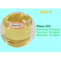 Buy cheap Tri Deca 300 / Ripex 225 Anabolic Injection Steroids Light Yellow Transparent Liquid from wholesalers