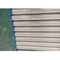 Buy cheap Round Austenitic Stainless Steel Pipe Customized Thickness For Surgical Instrument from wholesalers