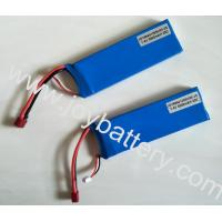 Buy cheap 11.1v 3000mah 30C lipo rechargeable battery for rc plane fpv drone,Hard Case 14.8V 5000mAh 50C 4S RC Car Boat from wholesalers
