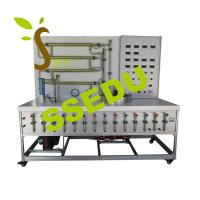 Buy cheap Educational Equipment Technical Teaching Equipment Trainer Trainer for Various Heat Exchangers from wholesalers