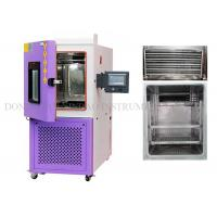 Wholesale PID / SSR Temperature And Humidity Chamber Large Inner Volume 80L - 1000L from china suppliers