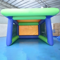 Buy cheap Mini Inflatable Ticket Tent For Sale from wholesalers