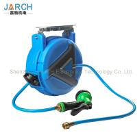 Buy cheap Automatic Water Retractable Hose Reel Drums Extension Power Cord Type CE Approval from wholesalers