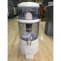 Wholesale 22L Capacity Water Dispenser Pot Domestic Ozone Water Purifier Table Top Installation from china suppliers