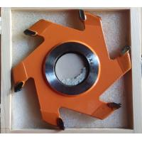 Buy cheap Diameter 120 mm X thickness 8 mm X hole 35 mm X 6 teeth Slotting For Wood Cutting from wholesalers