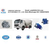 Buy cheap HOT SALE! high quality and bottom price China famous 3-16m3 concrete mixer truck,  3m3-16m3 truck mounted cement mixer from wholesalers