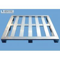 Buy cheap 6063 / 6061 / 6005 Industrial Aluminium Profile / Aluminum Pallets For Machinery from wholesalers