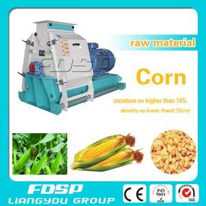 China High Precision Hammer Crucher&food pulverizer machine&livestock feed grinder on sale