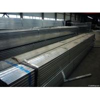 Buy cheap Zinc Galvanized Square Hollow Steel Pipe With Zinc Coated 45 to 250 g from wholesalers
