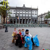 Buy cheap Hansel mall ride on battery operated animal rides battery powered ride animal from wholesalers