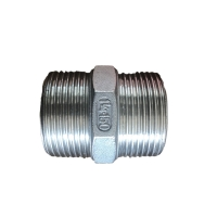 Buy cheap Pressure fittings reducer hex bushing stainless steel 304 and 316 pipe socket unions from wholesalers