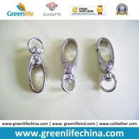 Buy cheap Metal Oval Hook Hot Sale ID Badge Accessory Lanyard Attachment Different Sizes Available from wholesalers