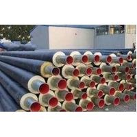 Buy cheap ERW / SSAW Insulated Steel Pipe API J55 - API P110 , Wall Thickness 6 - 12mm from wholesalers