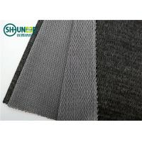 Wholesale PA / PES Glue Lightweight Fusible Interfacing Power Dot Coating 140gsm Weight from china suppliers