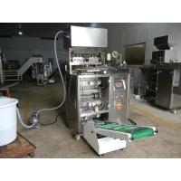 8 Lines Sauce Vertical Packing Machine Full Automatic For Making Four Sides Sealing Bag Manufactures