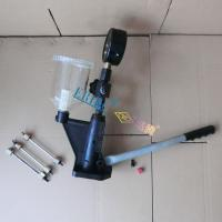 Buy cheap diesel pump calibration machine common rail injector nozzle tester from wholesalers