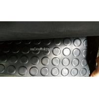 Buy cheap Coin pattern flooring extra wide rubber mats for garage floors / gasket from wholesalers